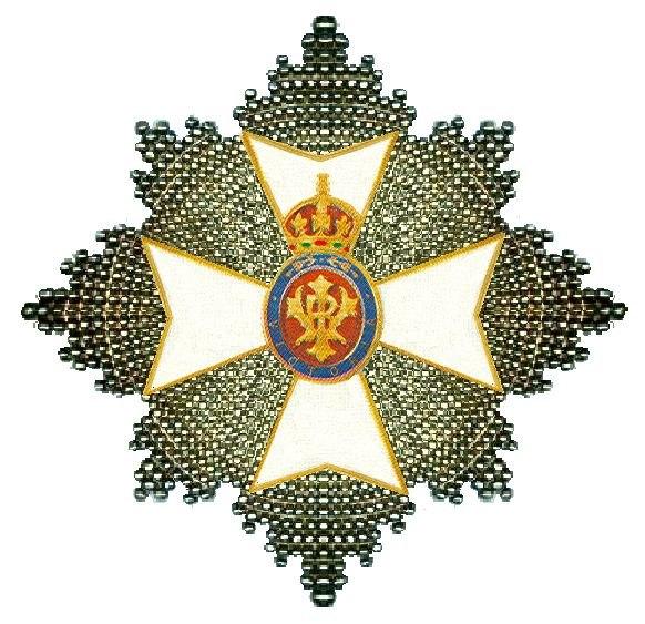 Stervan de Koninklijke Orde van Victoria