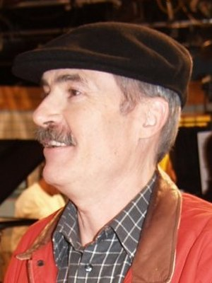 Steve Gibson (computer programmer) - Steve in between shots on Leo Laporte's Call For Help in Toronto (April 2007).