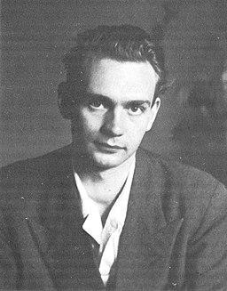 Stig Dagerman porträtt