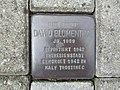 Stolperstein David Blumenthal, 1, Heessener Dorfstraße 35, Heessen, Hamm.jpg
