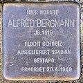 Stolperstein Uhlandstr 194a (Charl) Alfred Bergmann.jpg