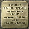 Stolperstein Verden - Hertha Spanier (1908).jpg