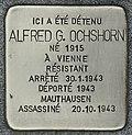 Stolperstein für Alfred G. Ochshorn (Bordeaux).jpg