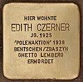 Stolperstein für Edith Czerner (Cottbus).jpg
