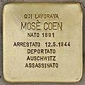Stolperstein für Mose Coen (Ancona).jpg