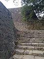 Stone Walls of Kumamoto Castle 20140222-1.jpg