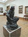 Stone breaker by S.Konenkov (1898, Tretyakov gallery) 01 by shakko.jpg
