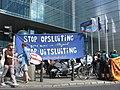 Stop opsluiting, stop uitsluiting - Shut Down FRONTEX Warsaw 2008.jpg