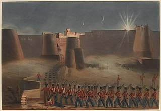 First Anglo-Afghan War 1839–1842 war between the British Empire and the Emirate of Afghanistan