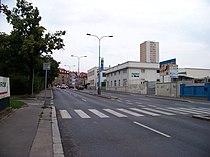 Strašnice, Úvalská, od Třebohostické k Černokostelecké.jpg