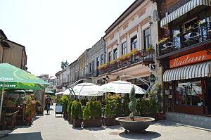 Târgoviște - Alexandru Ioan Cuza Street