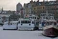 Stralsund, Hafen mit Fahrgastschiffen (2012-02-05), by Klugschnacker in Wikipedia.jpg