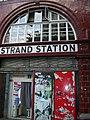 Strand Underground Station, Strand WC2 - geograph.org.uk - 1299596.jpg