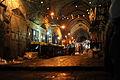 Streets of Jerusalem by night 040 - Aug 2011.jpg
