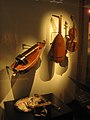 Stringed instruments - Musical Instrument Museum, Brussels - IMG 3946.JPG