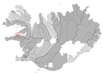 How to get to Stykkishólmur with public transit - About the place
