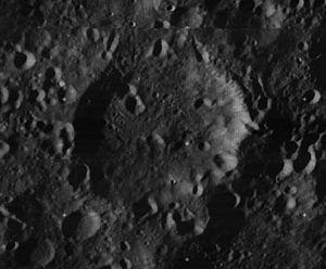 Subbotin (crater) - Image: Subbotin crater 3121 med