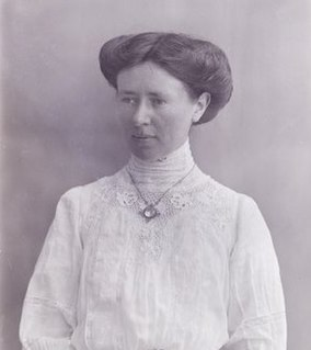 Lillian Dove-Willcox British suffragette