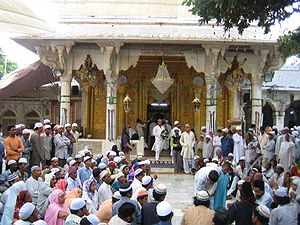 Ajmer Sharif Dargah - Dargah of Moinuddin Chishti