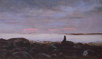 Þórarinn B. Þorláksson - Image: Sumarkvold vid reykjavik