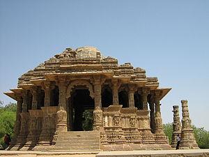 Becharaji - Modhera Sun Temple