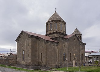 Gyumri - Surp Nshan Church of 1870