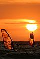 Surf al Atardecer, Playa del Guincho (Cascais, Portugal) (3752535170).jpg