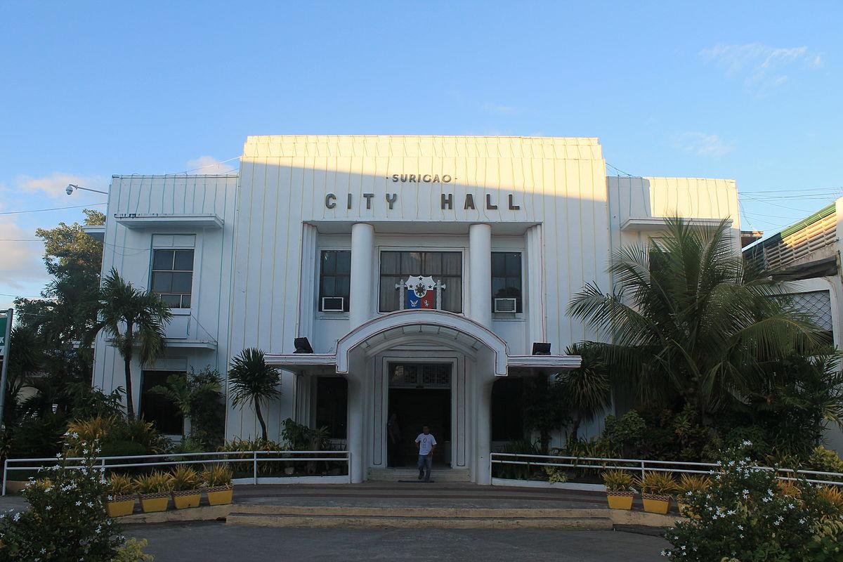 surigao city wikipedia