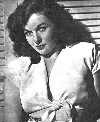 Susan Hayward - Hayward in 1945