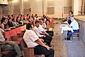 Susanna Mkrtchyan conversation with the teachers and community of Rind village. 05.jpg
