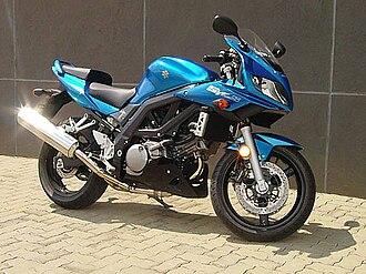 Suzuki SV650 - Image: Suzuki SV650