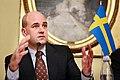 Sveriges statsminister Fredrik Reinfeldt vid Nordiska radets session i Helsingfors 2008-10-27 (5).jpg
