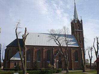 Swarzewo - Church in Swarzewo