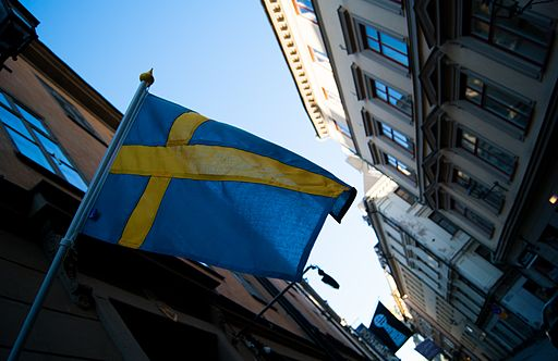 By Guillaume Speurt from Vilnius, Lithuania (Swedish flag  Uploaded by russavia) [CC BY-SA 2.0 (http://creativecommons.org/licenses/by-sa/2.0)], via Wikimedia Commons