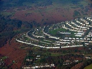 Swffryd Human settlement in Wales
