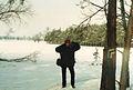 Szlak Chocicza Rogusko pod Roguskiem, 24.2.1996r.jpg