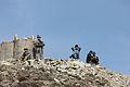 TAAC-E advisers observe progress in Afghan police logistics 150217-A-VO006-089.jpg
