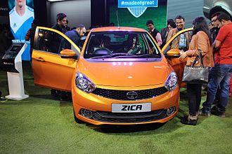 Tata Motors - TATA Tiago.