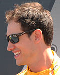 Joey Logano in 2015