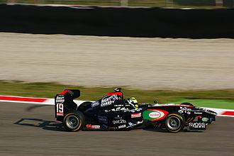 Dallara GP3/10 - Image: T Pal Kiss Monza 2011