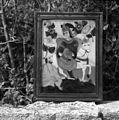 Tabla Sv. Martina (pred 100 leti primeščena iz Materije), Slope 1955.jpg