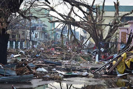 Tacloban Typhoon Haiyan 2013-11-14