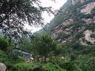 Taihang Mountains mountain range