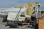 Tail of McDonnell F-4C Phantom II (64-0915) (25709654753).jpg