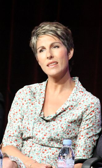 Tamsin Greig - Greig in 2010