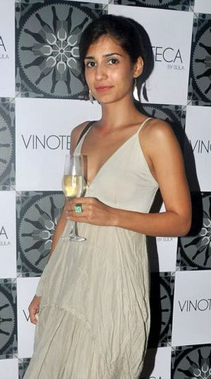 Tara D'Souza - Tara D'Souza at launch of Sula's Vinoteca