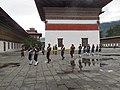 Tashichho Dzong Fortress in Thimphu during LGFC - Bhutan 2019 (58).jpg