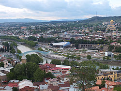 Tbilisi. Panoramic view on Rike area and surroundings.jpg