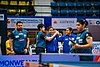 Team India at the 2019 Commonwealth Table Tennis championships2.jpg