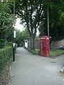 Telephone box, Rhiwbina - geograph.org.uk - 1599560.jpg